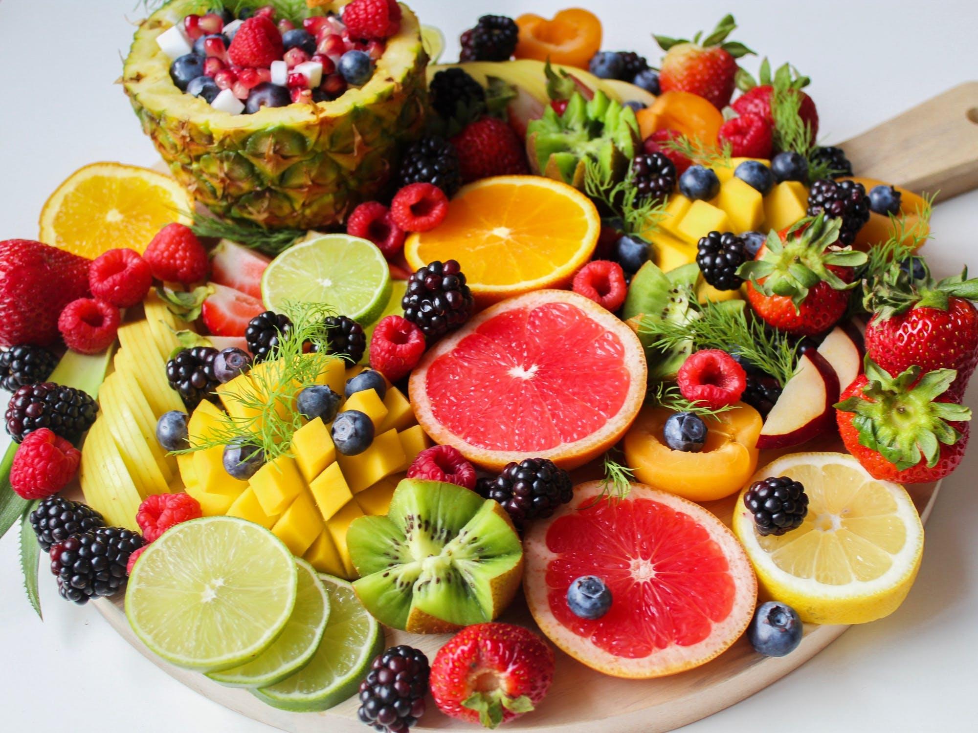 Fiszki język angielski. Kategoria Owoce. Zdjęcie kategorii Owoce